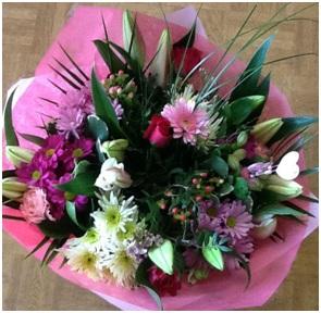 Soft Mixed BQ (Florist Choice)
