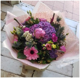 Pretty in Pink (Florist Choice)