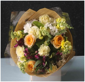 Mixed Hand Tied Bouquet