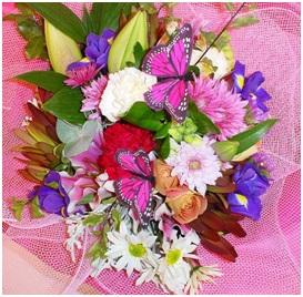 Butterfly Bouquet (Florist Choice)