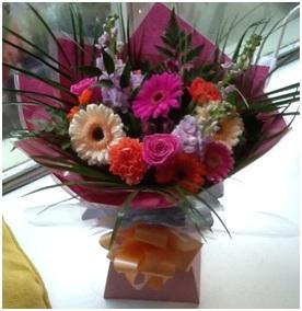 Festive Basket (Florist Choice)