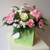 Hessian Bag (Florist Choice)