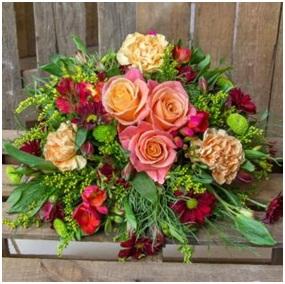 Garden Trug (Florist Choice)