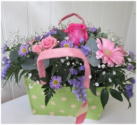 Flower Bag (Florist Choice)