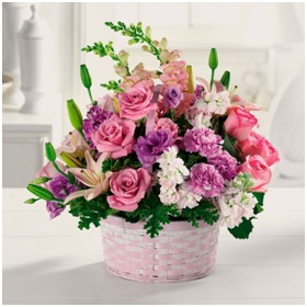 Basket of Gladness (Florist Choice)