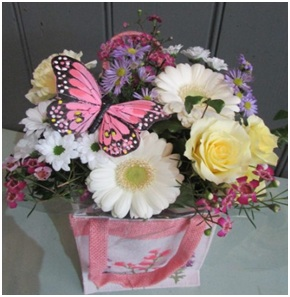 Meadowsweet Gift Bag (Florist Choice)