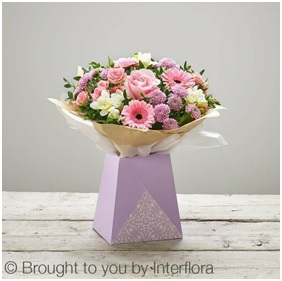 Sweet Memories Gift Box (Florist Choice)
