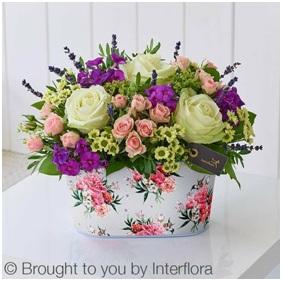 Summer Memories Tin (Florist Choice)