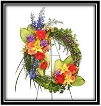 Sympathy Wreath