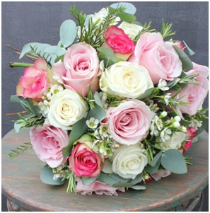 Mixed Roses Bouquet (Florist Choice)