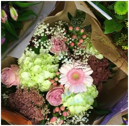 Soft Mixed Bouquet (Florist Choice)