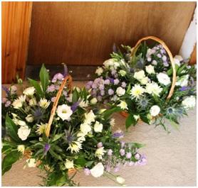 Seasonal Basket Mix (Florist Choice)