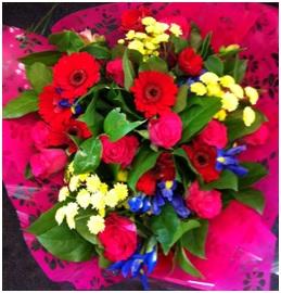 Aqua of Love (Florist Choice)