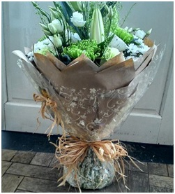 Bouquet in a Water Bag (Florist Choice)