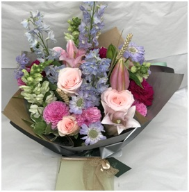 Pretty Pastels (Florist Choice)
