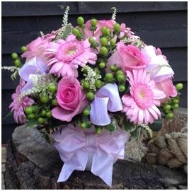 Baby Girl Arrangement (Florist Choice)