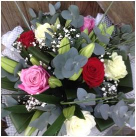Romance Bouquet (Florist Choice)