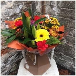 Bright Hand Tie (Florist Choice)