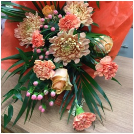 Seasonal Shades Bouquet (Florist Choice)