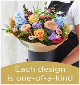 Vibrant Gift Bouquet