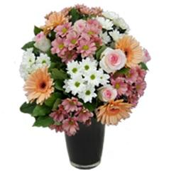 Mixed Soft Coloured Bouquet (Florist Choice)