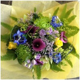 Bright Seasonal Mix (Florist Choice)