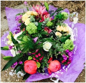 Country Style Bunch (Florist Choice)