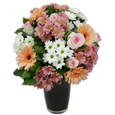 Mixed Soft Coloured Bouquet (Florist Choice)