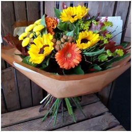 Autumn Sunshine (Florist Choice)