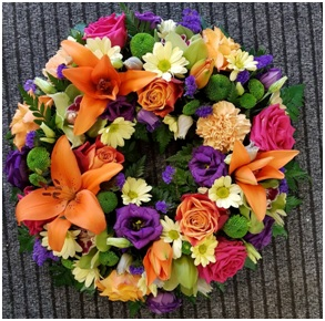 Funeral Work (Contact Florist to Discuss)