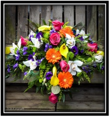 Table Top Arrangement (Contact Florist for Price)