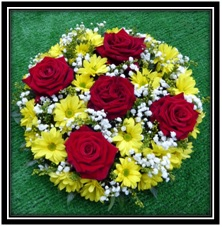 Funeral Work (Contact Florist for Price)