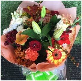 Autumn Shades (Florist Choice)