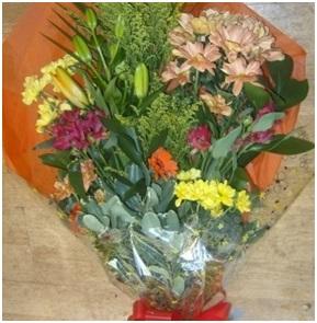 Traditional Bouquet (Florist Choice)
