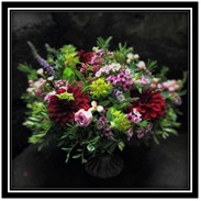 Antique Urn Arrangement