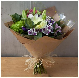 Hand Tied Bouquet (Florist Choice)