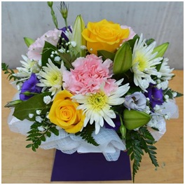 Simple Selection Gift Box (Florist Choice)