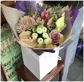 Modern Aqua (Florist Choice)
