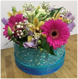 Flowers in a Box (Florist Choice)