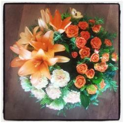 Cluster Wreath