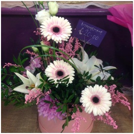 Basket Arrangements from