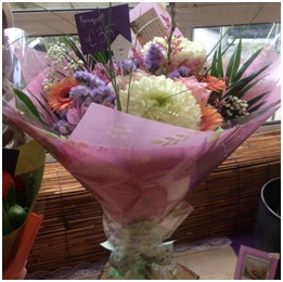 Vase Arrangements from