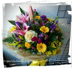 Bright and Springy (Florist Choice)