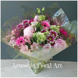 Pink Vibrant Mix (Florist Choice)