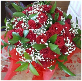 Red Roses (Florist Choice)