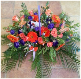 XL Floral Gift Basket (Florist Choice)