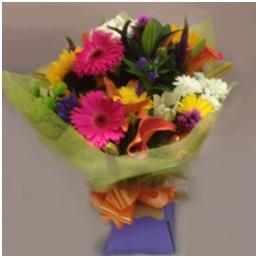 Seasonal Vibrant Mix (Florist Choice)