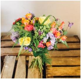 Bold and Beautiful (Florist Choice)