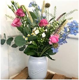 Jar of Fleurs (Florist Choice)