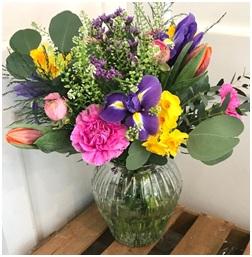 Seasonal Vase (Florist Choice)